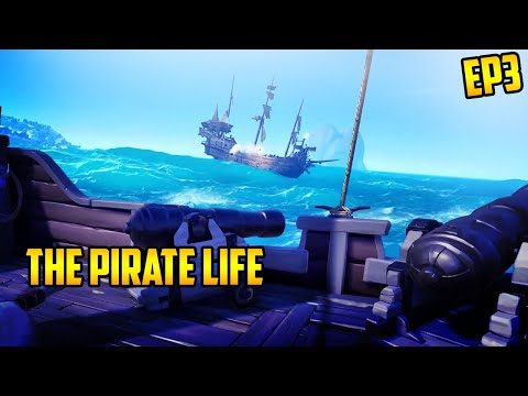 Ep3 | The Pirate Life | Sea of Thieves