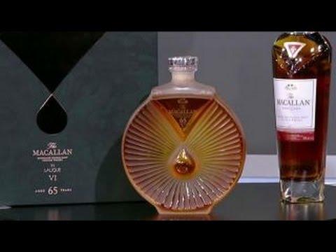 Macallan unveils $35K 65-year old scotch