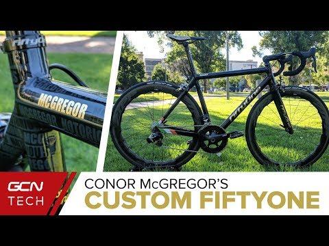 Conor McGregor's Custom 24 Carat Gold FiftyOne