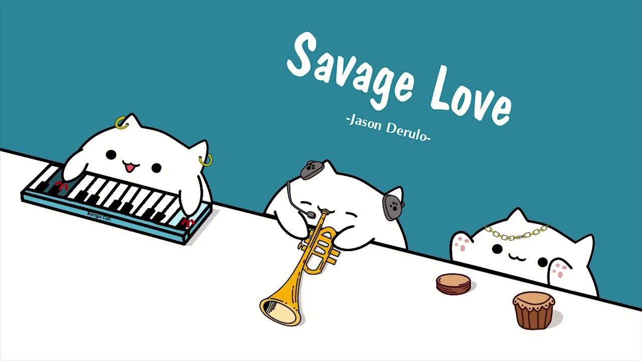 Bongo Cat - Savage Cat 🎧