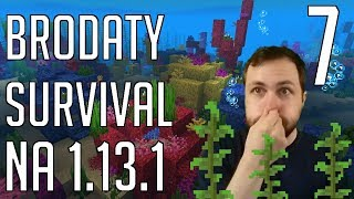 I'm back! - Brodaty Survival na 1.13.1 #7