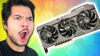 ASUS RTX 3080 TUF...It's a BANGER!