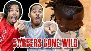 Download ANTONIO BROWN?!? BARBERS GONE WILD REACTION 22 Mp3 and Videos