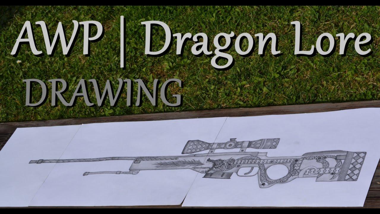 Как сделать dragon lore фото 69