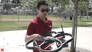 WL Toys V666 HD Camera FPV Quadcopter Flight Review