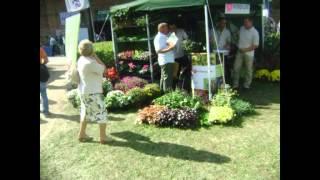 Międzynarodowe Targi ogrodnicze w Gołuchowie