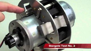 STARGATE MOTOR  FULL DEMO