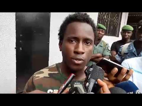 Un étudiant Bissau guinéen arrêté à Conakry pour trafic de drogue...