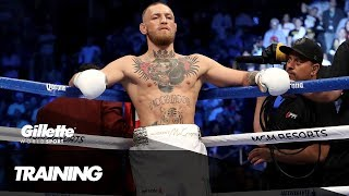 Owen Roddy on being Conor McGregor's Boxing Coach | Gillette World Sport
