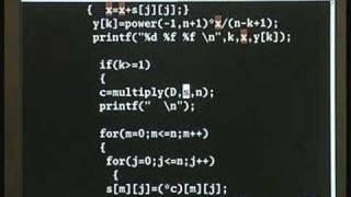 Lecture 19 - Eigen Values of A Matrix
