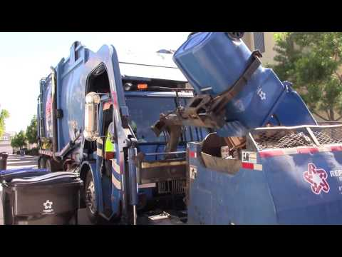 Republic Services Allied Waste Of Del Sur San Go The Recycling