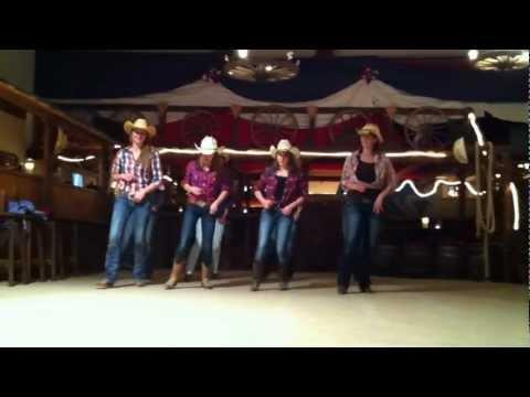 Friday Yet - Linedance 2012-03-23