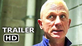 LOGAN LUCKY Official Trailer # 2 (2017) Daniel Craig, Channing Tatum Comedy Movie HD