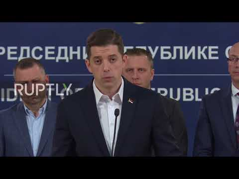 Serbia: 'They led me like a dog' - Serbian high official Djuric after release