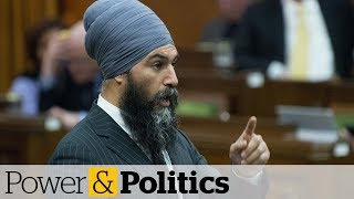 NDP's Singh won't say whether he supports B.C. LNG | Power & Politics