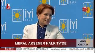 Meral Akşener İmamoğlu'na tehdit gibi sözler söyleyen Erdoğan'ı çok sert eleştirdi