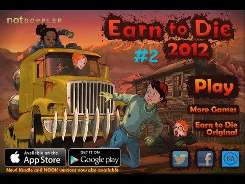 earn to die 2012 part 2 magic school bus youtube