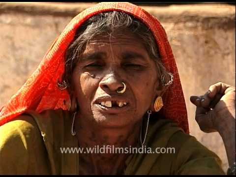 Maldhari Woman in Gujarat