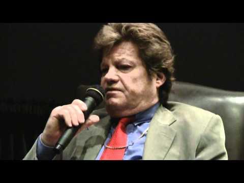 SUPERMAN SUPERSITE HOSTS - Ilya Salkind discusses Mario Puzo at USC's School of Cinematic Arts.