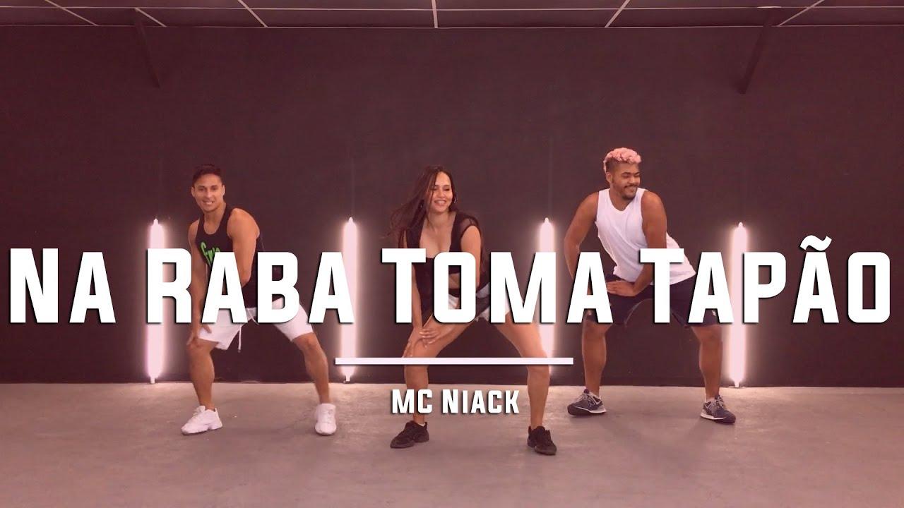 Na Raba Toma Tapão - MC Niack   Coreografia Free Dance   #boradançar