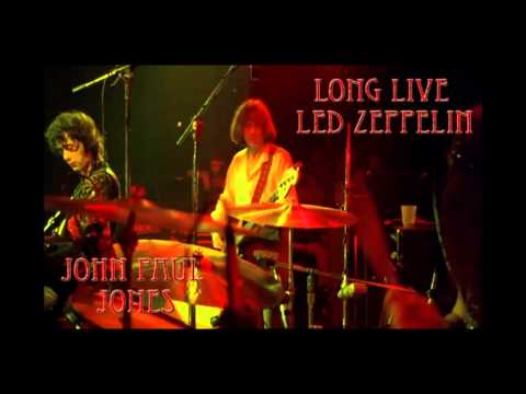 Led Zeppelin - No Quarter - Long Beach 03-12-1975 Part 8