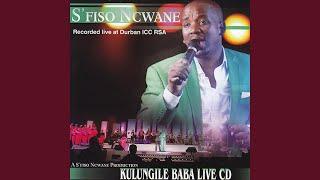 Ingakho Ngicula (Live)