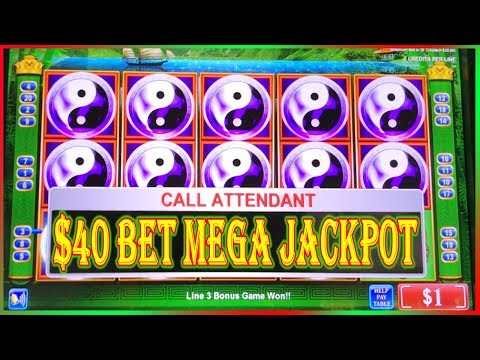 High Limit Jackpot Handpay China Mystery Slot Huge