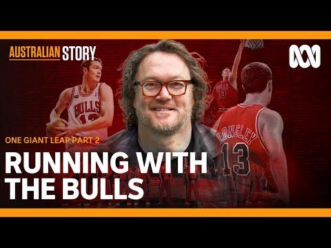 What happened when Luc Longley left Chicago Bulls? | One Giant Leap Part 2 | Australian Story