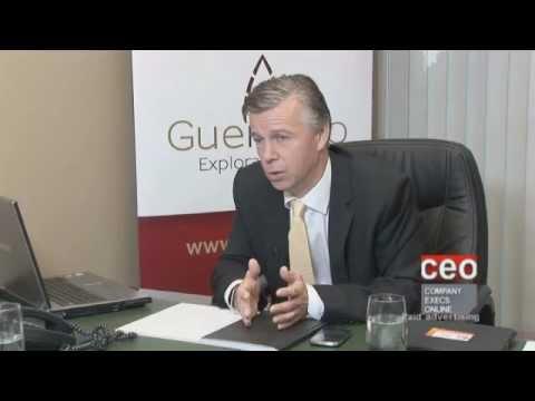 Guerrero Exploration CEO Clip