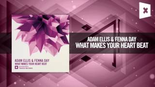 Обложка Adam Ellis Fenna Day What Makes Your Heart Beat Amsterdam Trance