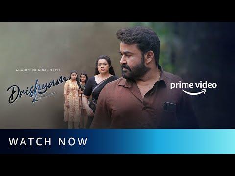 Drishyam 2 on Amazon Prime Video (2021): Mohanlal | Watch Full Movie Online