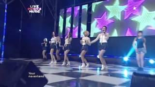 리브하이, Y-STAR 라이브파워뮤직 방송 영상