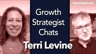 Terri Levine - Heart Based Selling - Growth Strategist Chats