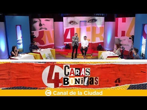 "<h3 class=""list-group-item-title"">Nos visita Gabriel Famá en 4 Caras Bonitas</h3>"