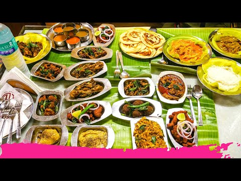 Top 10 Indian Street Foods in Chennai, India | The BEST INDIAN Street Food in Chennai