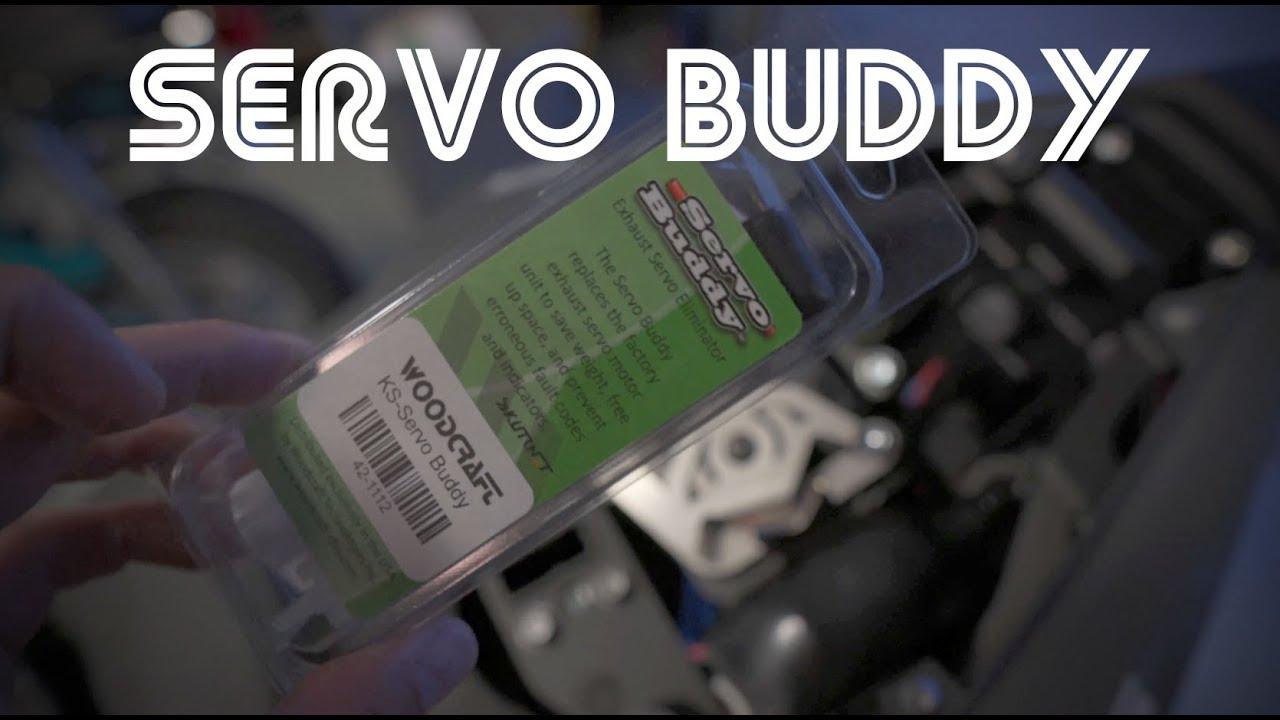 Servo Eliminator Kawasaki ZX6R ZX636 2005-2019 FI Error Fix Exhaust Valve Buddy