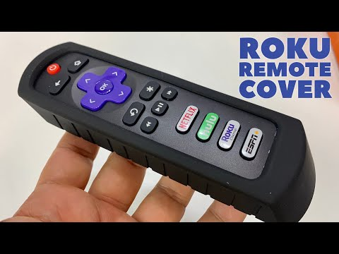 Fintie Silicone Protective Case for Roku Steaming Stick TCL TV Remote Review