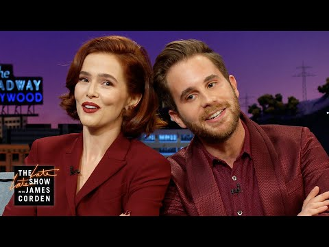 Zoey Deutch & Ben Platt Sing Yom Kippur's Theme Song