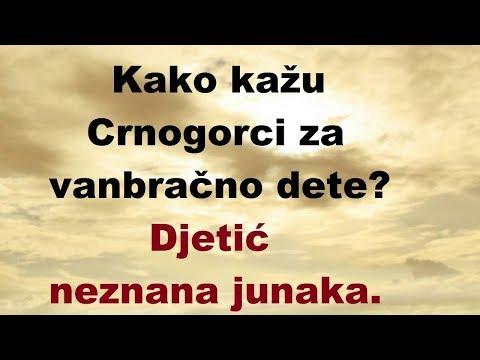 Crnogorski Humor -Montenegro HD