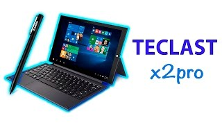 Teclast X2 Pro 128GB ROM - ОБЗОР Планшета Ультрабука