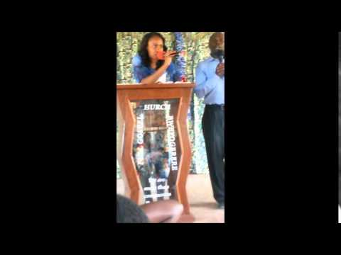 Uganda missionary trip 2015 sandra: God's work continues