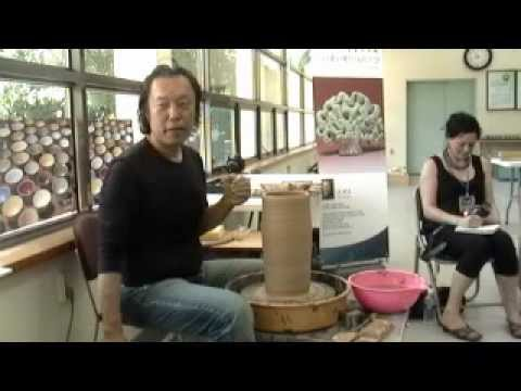 Chojaeho  Ceramic Artist workshop 도예가 조재호 다완- KOREA