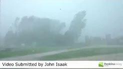 Altona Area Storm - July 4th, 2016
