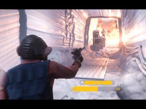 Star Wars Battlefront Heroes Vs Villains 753 Nien Nunb Gameplay
