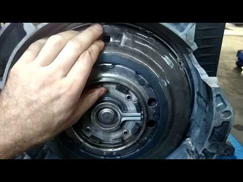 Ремонт коробки передач мондео powershift, август. Mondeo powershift gearbox repair, august.