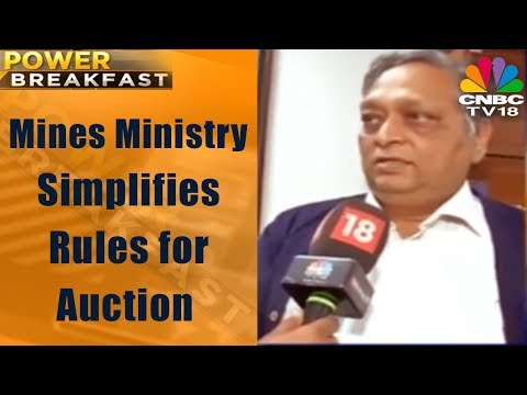Power Breakfast | Mines Ministry Simplifies Rules For Auction | CNBC TV18