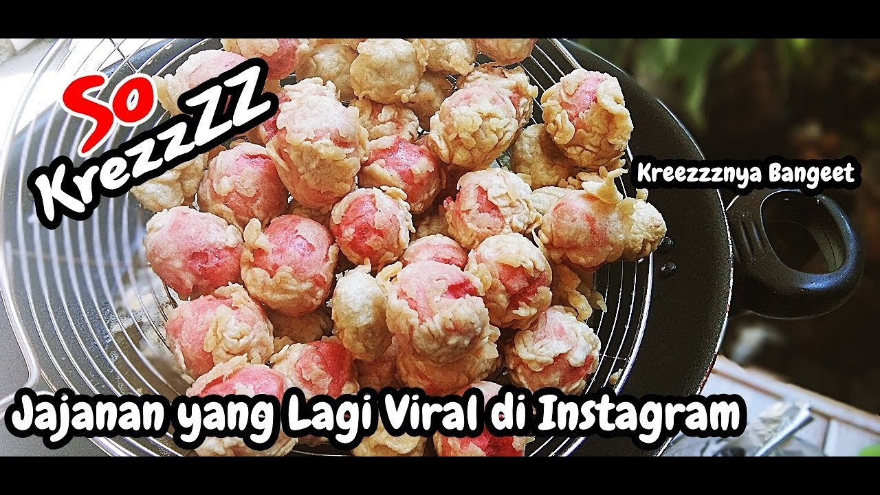 So Krezzz Jajanan Anak Sd Terbaru 2019 Modal Nipis Untung