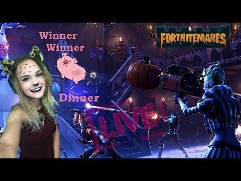 FORTNITE BATTLE ROYALE [PS4 Pro] ~Let's get that PORK dinner! (Army Makeup)
