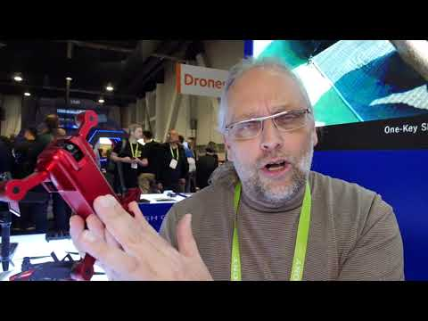 CES 2018 • High Great micro drones