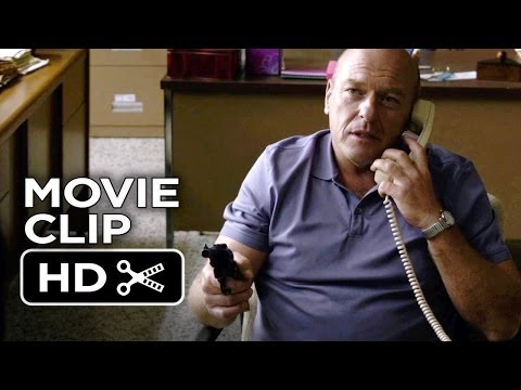 Small Time Movie CLIP - Situation at the Lot (2014) - Dean Norris, Christopher Meloni Movie HD